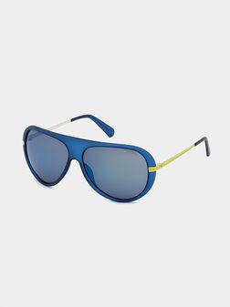 Blue sunglasses  - 1