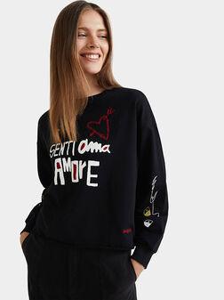AMORE Sweatshirt - 1