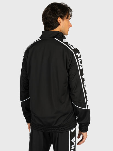 TED Track jacket with logo accents - 2