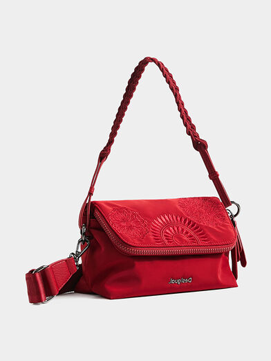 VENECIA bag with embroidered mandala elements - 4