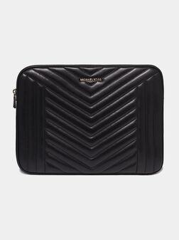 Кожена чанта за лаптоп - 1