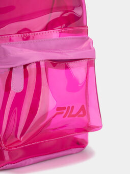 Pink Backpack - 5