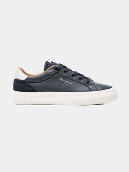 Сини спортни обувки KENTON CLASSIC - 1