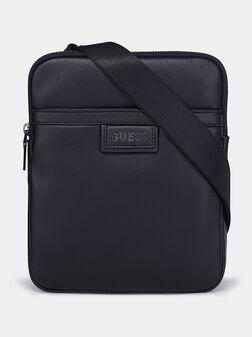 Черна кросбоди чанта SCALA - 1