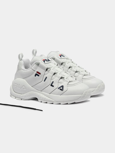 COUNTDOWN LOW White Sneakers - 2
