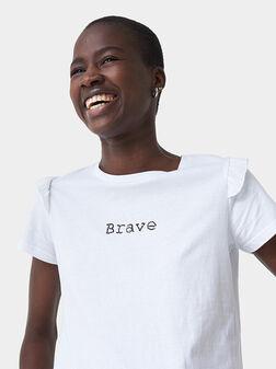 White t-shirt - 1