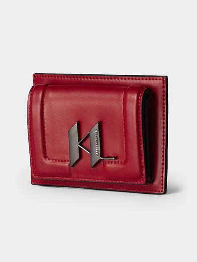 K/Saddle Classic Wallet  - 3