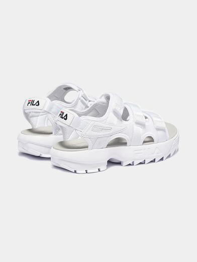 DISRUPTOR White sandals - 3