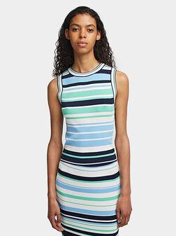 Striped top - 1