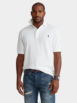 White polo-shirt - 1