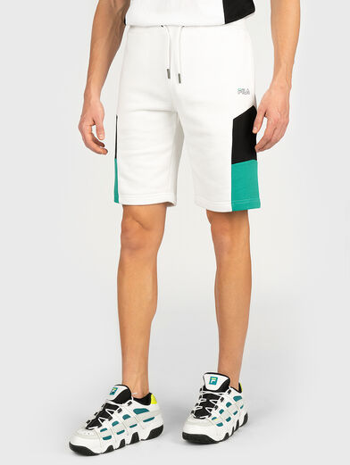 JUDA Shorts in black - 1