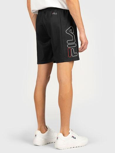 JANI Shorts with logo print - 2