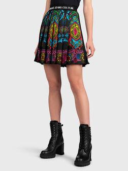 Printed skirt - 1