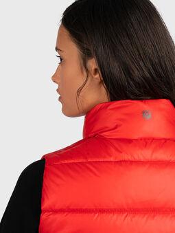 SITA Vest in red - 5