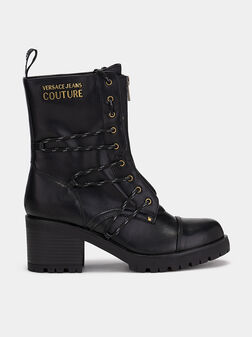 Boots with logo - 1