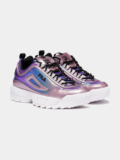 DISRUPTOR Sneakers with hologram effect - 2