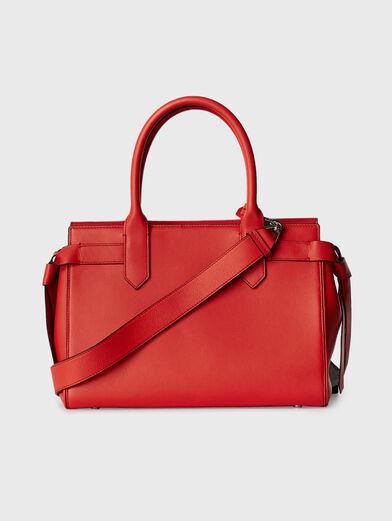 K/IKON Leather top handle bag - 2