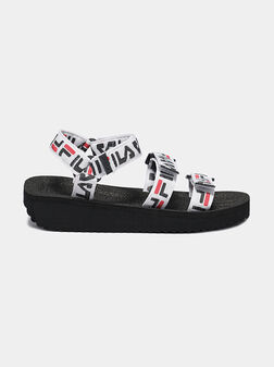 TOMAIA Sandals with velcro straps - 1