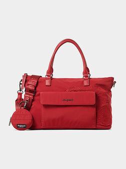 Чанта PADUA с бродирани елементи - 1