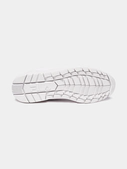 OVERTAKE Fully black sneakers  - 5
