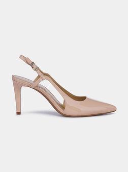 VANESSA Patent look high heels - 1