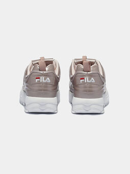 DISRUPTOR M LOW Sneakers in gold color - 4