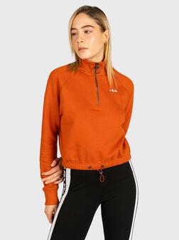 MARCY Sweatshirt with elastic waist - 1