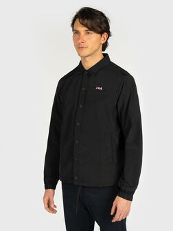 Jacket in black - 1