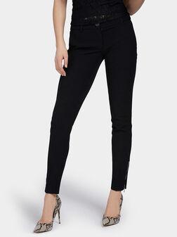 Панталон ZOE в черен цвят - 1