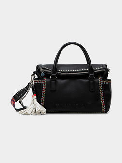 Чанта в черен цвят LOVERTY - 1