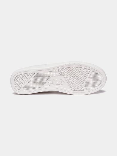 COURT PREMIUM White sneakers - 5