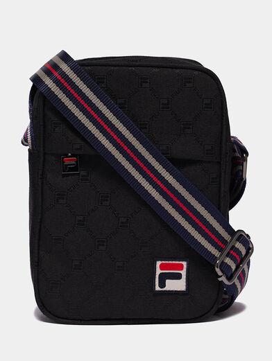 Crossbody bag with logo details - 1
