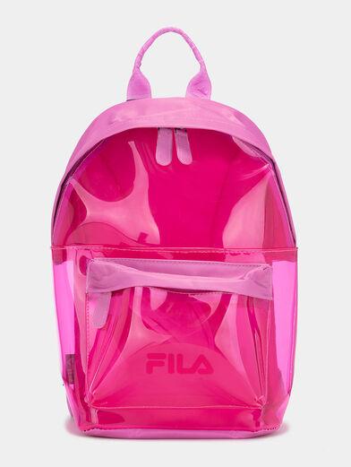 Pink Backpack - 1