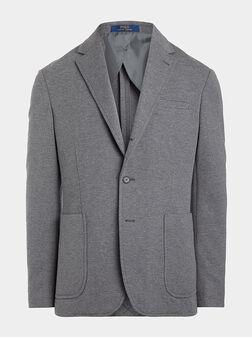 Grey blazer - 1
