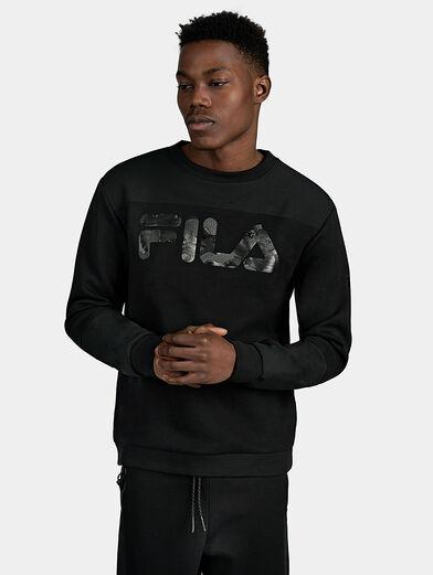 Sweatshirt with print - 1