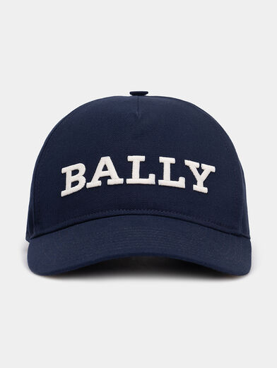 Baseball cap with logo - 1