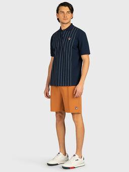 Polo-shirt with logo - 4