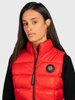 SITA Vest in red - 3
