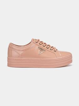 BHANIA Sneakers in beige - 1