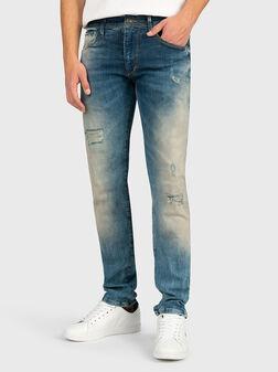 ZINC DAMAGED Jeans - 1