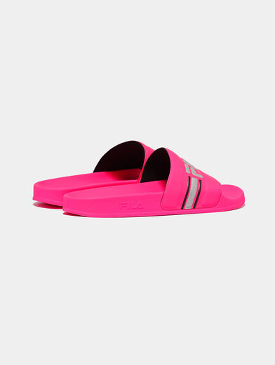 Slippers in fuxia - 3