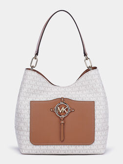 Чанта AMY с лого принт - 1