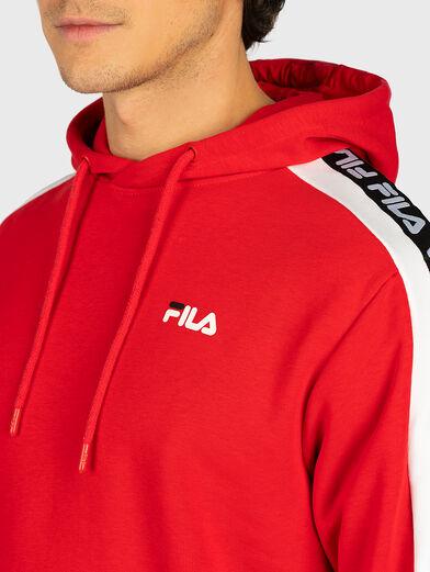 TEFO Sweatshirt with logo branding - 2