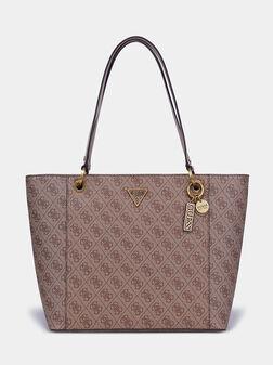 Чанта NOELLE в кафяв цвят - 1