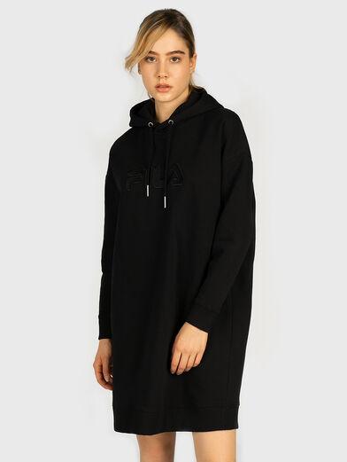 TEOFILA Oversized hoody dress - 1
