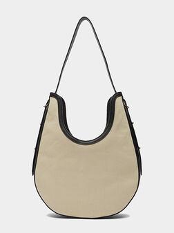 Чанта от канава BAGATELLE - 1