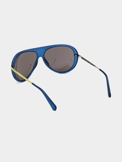 Blue sunglasses  - 3