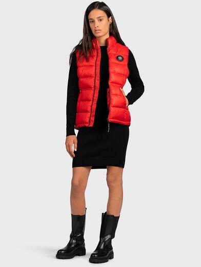 SITA Vest in red - 2