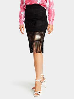EDITH Slim skirt - 1