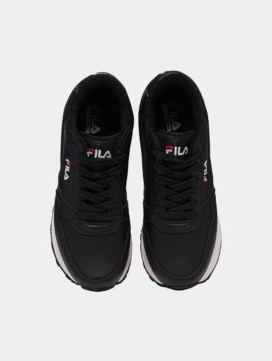 ORBIT ZEPPA Sneaker in black - 6